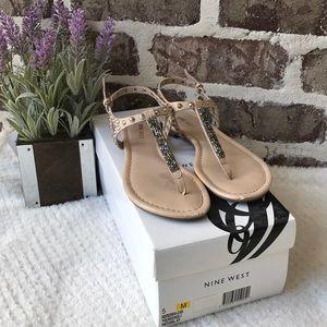 Nine West Sandal Size 5M